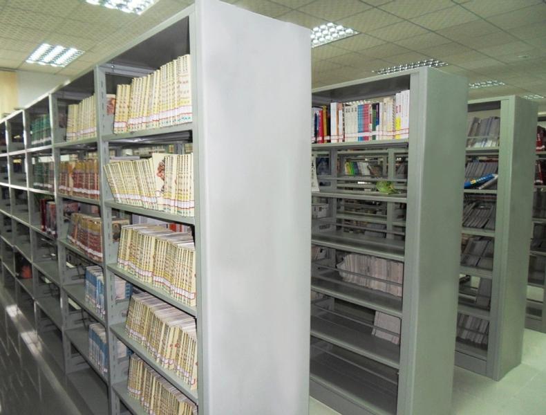 福州书架的结构以及保养注意事项
